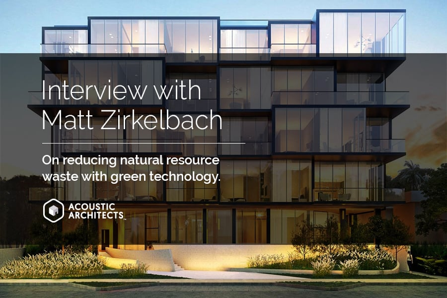 The Power of Sustainability and Smart Energy Efficient Homes with Acoustic Architects and RunBrook.