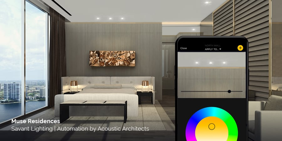 An interview with Jason Sayen on the latest innovations from Savant Systems and smart home automation. acousticarchitects.net