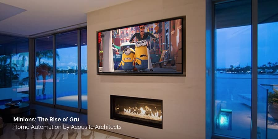 AMC and Universal deal make movies available for streaming 17 days after theatrical release date for enjoyment in your smart home theater. acousticarchitects.net