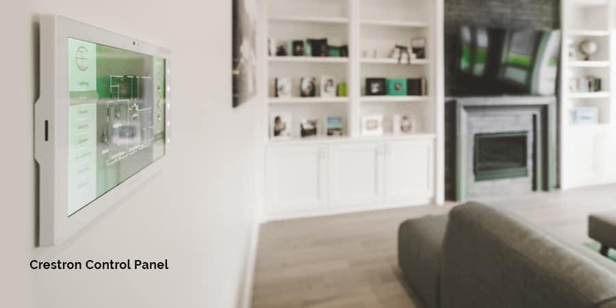 Maximize your work-life balance with Crestron for your smart home remote office. acousticarchitects.net