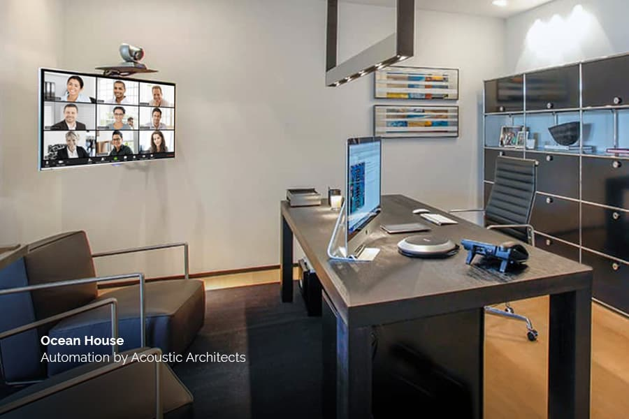 Tailor-Made Smart Home Office